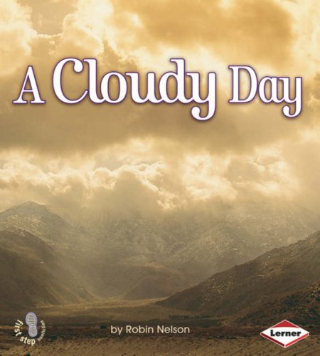 9781580133043: A Cloudy Day (First Step Non-fiction - Weather)
