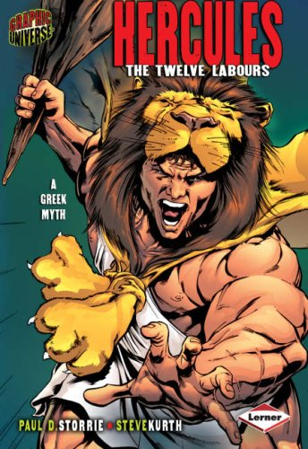 9781580133197: Graphic Universe: Hercules (Graphic Myths and Legends)