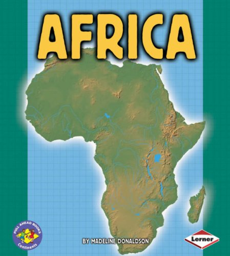 9781580133302: Africa (Pull Ahead Books - Continents)