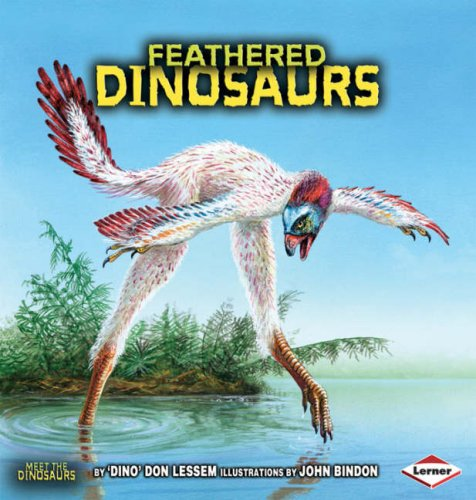 9781580133395: Feathered Dinosaurs (Meet the Dinosaurs)