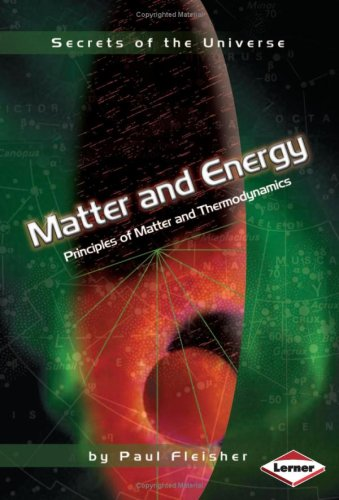9781580134804: Matter and Energy: Principles of Matter and Thermodynamics