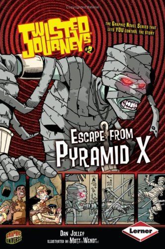 9781580134934: Escape from Pyramid X