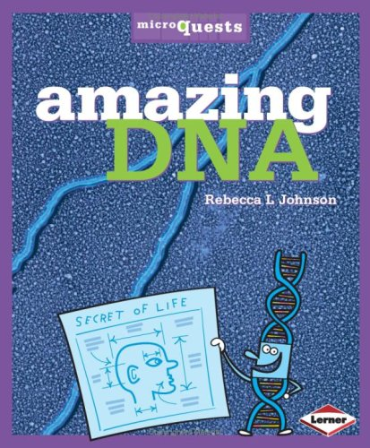 9781580135047: Amazing DNA: 0 (Microquests)