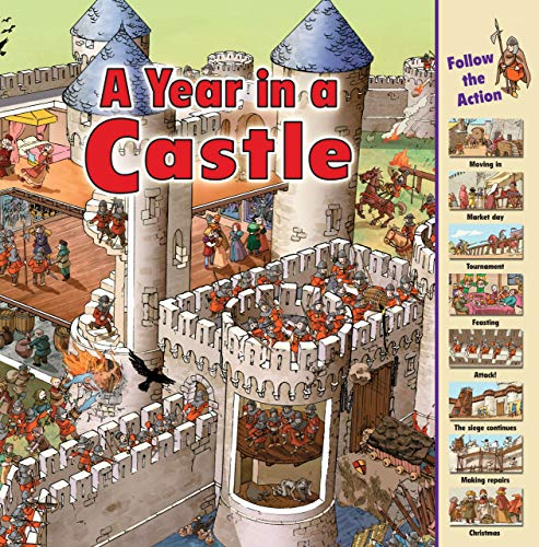 9781580137966: A Year in a Castle (Time Goes by)
