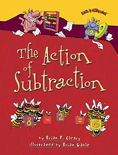 9781580138437: The Action of Subtraction (Math Is CATegorical ®)
