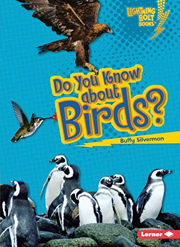 9781580138574: Do You Know About Birds? (Lightning Bolt Books)