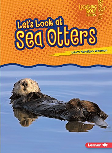 9781580138642: Let's Look at Sea Otters (Lightning Bolt Books)