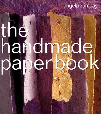 9781580171748: The Handmade Paper Book