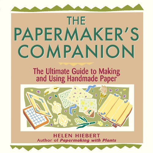 9781580172004: The Papermaker's Companion
