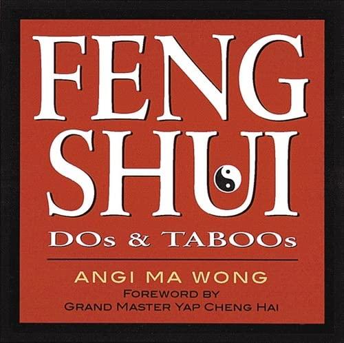 9781580173087: Feng Shui Dos & Taboos