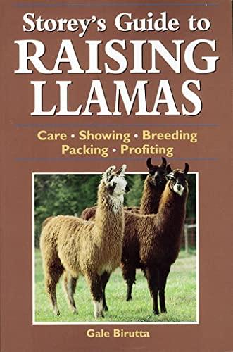9781580173285: Storey's Guide to Raising Llamas (Storey's Guide to Raising (Paperback))