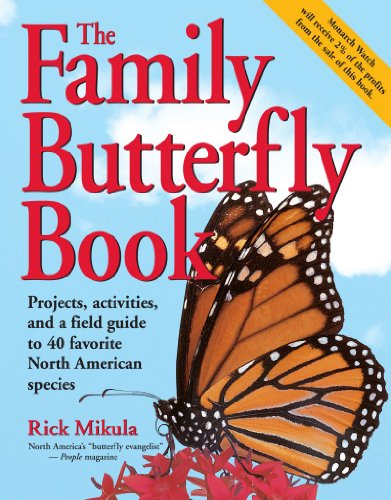 9781580173353: The Family Butterfly Book