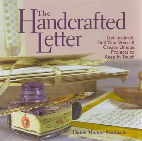 9781580173605: The Handcrafted Letter