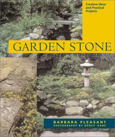 9781580174060: Garden Stone: Creative Ideas, Practical Projects, and Inspiration for Purely Decorative Uses