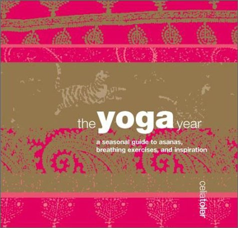 The Yoga Year (1580174264) by Toler, Celia