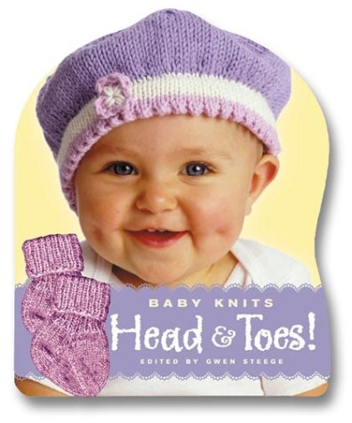 KNIT BABY : HEAD TO TOES