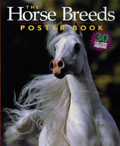 The Horse Breeds Poster Book: Langrish, Bob