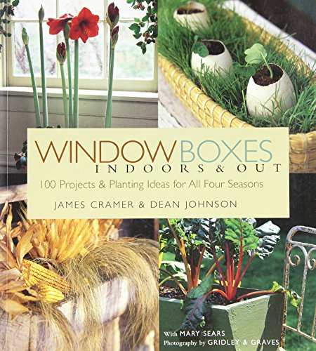 9781580175180: Window Boxes: Indoors & Out