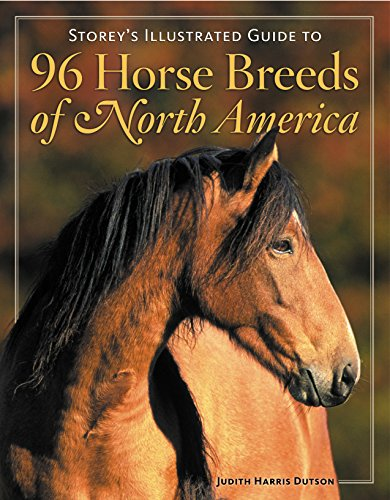 9781580176132: Storey's Illustrated Guide to 96 Horse Breeds of North America