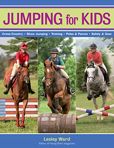 Jumping for Kids: Ward, Lesley