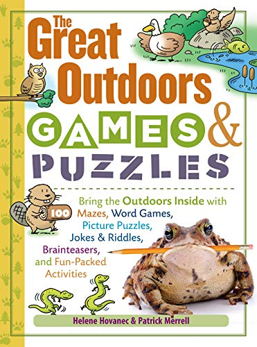 The Great Outdoors Games & Puzzles: Helene Hovanec, Patrick Merrell