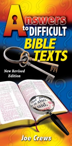 Answers to Difficult Bible Texts: Joe Crews