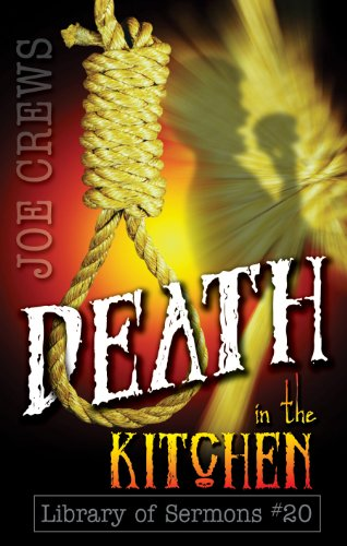 Death in the Kitchen: Joe Crews