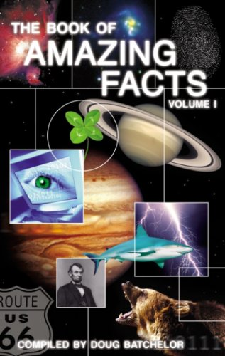 9781580191500: The Book of Amazing Facts Volume 1
