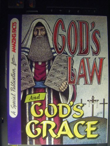 9781580191524: God's Law and God's Grace