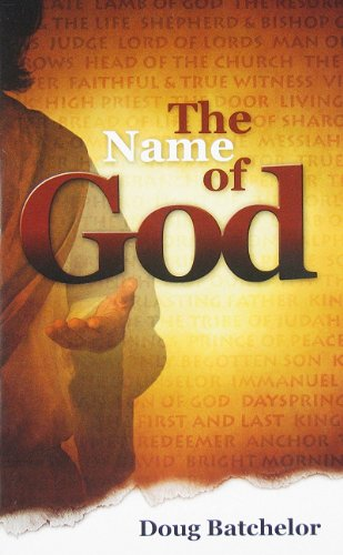 The Name of God (1580192815) by Batchelor, Doug