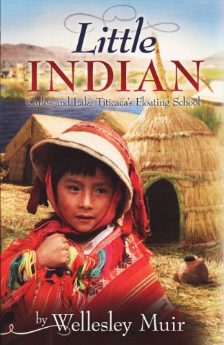 9781580193399: Little Indian: Carlos and Lake Titicaca's Floating School