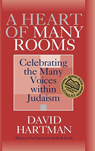 9781580230483: A Heart of Many Rooms: Celebrating the Many Voices Within Judaism