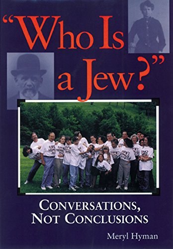 9781580230520: Who Is A Jew?: Conversations, Not Conclusions