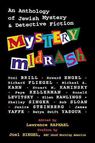 9781580230551: Mystery Midrash: An Anthology of Jewish Mystery & Detective Fiction