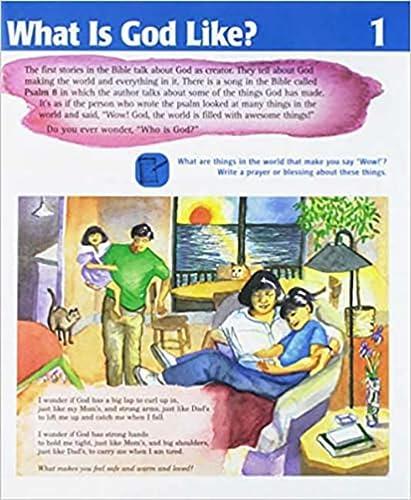 God's Paintbrush Eight-Student Activity Sheet Pack: 40: Eisenberg Sasso, Sandy,