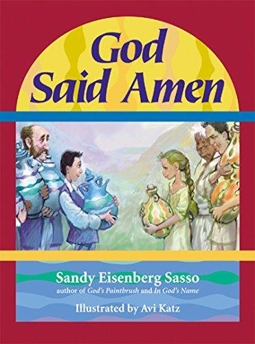 God Said Amen: Sasso, Rabbi Sandy
