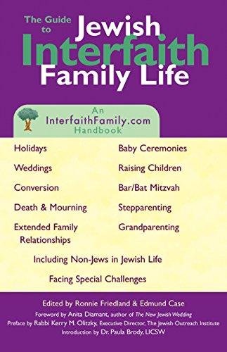 9781580231534: The Guide to Jewish Interfaith Family Life : An Interfaithfamily.com Handbook