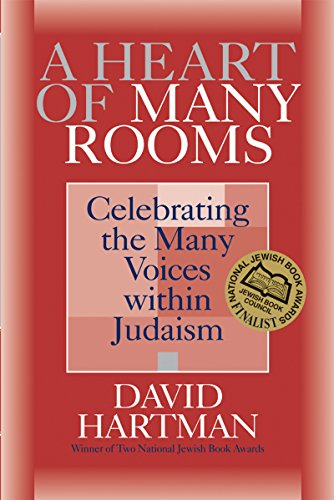 9781580231565: A Heart of Many Rooms: Celebrating the Many Voices Within Judaism