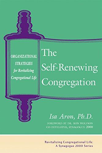 9781580231664: The Self-Renewing Congregation: Organizational Strategies for Revitalizing Congregational Life