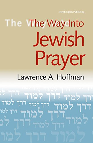 9781580232012: The Way Into Jewish Prayer