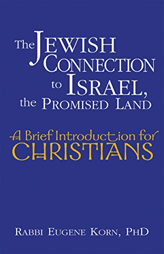 9781580233187: The Jewish Connection to Israel, the Promised Land: A Brief Introduction for Christians