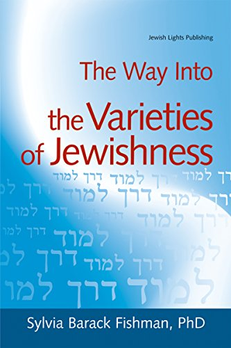 9781580233675: The Way Into the Varieties of Jewishness