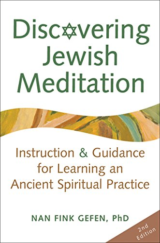 9781580234627: Discovering Jewish Meditation (2nd Edition): Instruction & Guidance for Learning an Ancient Spiritual Practice