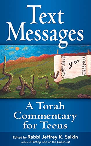 9781580235075: Text Messages: A Torah Commentary for Teens