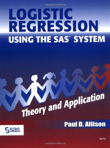 9781580253529: Logistic Regression Using the Sas System Theory & Application: Theory and Application