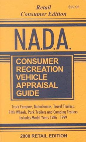 9781580330145: N.A.D.A. Consumer Recreation Vehicle Appraisal Guide : 2000 Retail Edition