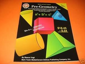 9781580370271: Pre-Geometry, Grades 5 - 8