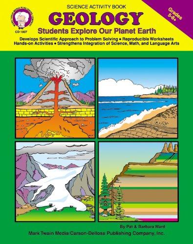 Geology, Grades 5 - 8 : Students: Barb Ward; Mark