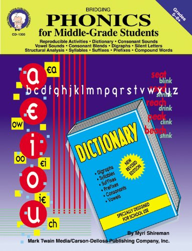 9781580370691: Bridging Phonics for Middle-Grade Students: Grades 5-8+