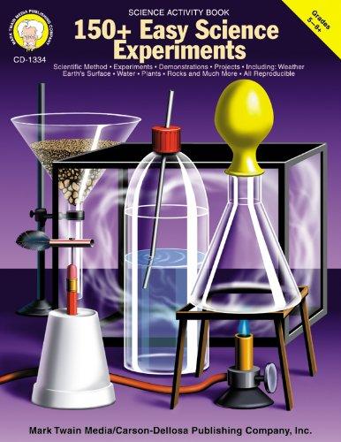 150+ Easy Science Experiments, Grades 5 -: Mark Twain Media